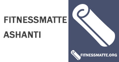 Fitnessmatte Ashanti